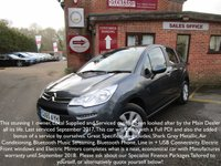 USED 2015 65 CITROEN C3 1.6 BLUEHDI SELECTION 5d 74 BHP