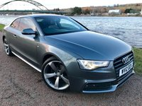 2012 AUDI A5 2.0 TDI S LINE BLACK EDITION 2d 177 BHP £SOLD