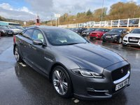 USED 2016 16 JAGUAR XJ 3.0 D V6 R-SPORT 4d AUTO 300PS 4,600 miles R-Sport model with very high specification