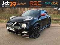 USED 2015 64 NISSAN JUKE 1.6 NISMO RS DIG-T 5d 218 BHP Brilliant Condition & F/S/H