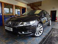 USED 2012 12 VOLKSWAGEN CC 2.0 GT TDI BLUEMOTION TECHNOLOGY 4d 138 BHP