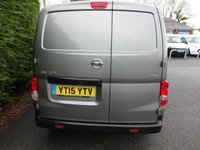 USED 2015 15 NISSAN NV200 ACENTA 1.5 DCI  90Ps Stunning Looking In This Color 1 Owner With Many Extras!