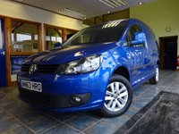 2013 VOLKSWAGEN CADDY