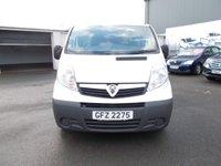 2012 VAUXHALL VIVARO 2.0 2700 CDTI 1d 113 BHP £5250.00