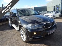 USED 2007 57 BMW X5 3.0 D SE 5d AUTO 232 BHP This BMW has come in as part exchange. It has a current MOT, 3 keys, V5 doc and a service book showing 4 stamps. The stamps are at 30,281 / 50,020 / 77,175 / 102,002 miles.  With Magnolia Leather sports trim, wood pack to dash and door inserts and Sport BMW alloys with the chrome pack with chrome grill and split rear tailgate, side steps and roof rails this is a beautiful looking car. It has the Xenon automatic headlamps with headlamp wash and rear privacy glass.