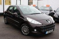 2011 PEUGEOT 207 1.4 ACTIVE 5d 74 BHP £3995.00