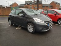 USED 2015 15 PEUGEOT 208 1.0 ACCESS PLUS 3d 68 BHP LOW INSURANCE AND CHEAP RUNNING COSTS!!..EXCELLENT FUEL ECONOMY!..LOW CO2 EMISSIONS...£0 ROAD TAX!..FULL HISTORY..ONLY 4957 MILES FROM NEW!!...WITH TRACTION CONTROL, AUXILLIARY INPUT,CRUISE CONTROL, AND AIR CONDITIONING,