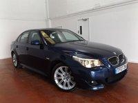2007 BMW 5 SERIES 3.0 530D AC 4d AUTO 232 BHP £7995.00
