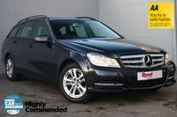 USED 2012 62 MERCEDES-BENZ C CLASS 2.1 C220 CDI BLUEEFFICIENCY EXECUTIVE SE 5d 168 BHP