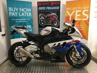 USED 2010 10 BMW S1000RR 999cc S 1000 RR