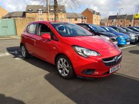 USED 2015 15 VAUXHALL CORSA 1.4 EXCITE AC 5d AUTO 89 BHP NEW MODEL CORSA AUTOMATIC WITH HEATED SEATS , AIR CONDITIONING AND ALLOY WHEELS!...EXCELLENT FUEL ECONOMY!!..LOW CO2 EMISSIONS(139G/KM)..LOW ROAD TAX...FULL HISTORY...ONLY 13991 MILES FROM NEW!!
