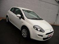 2012 FIAT PUNTO 1.4 EASY  £4295.00