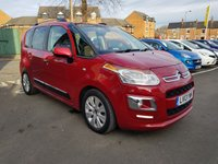 USED 2013 13 CITROEN C3 PICASSO 1.6 PICASSO EXCLUSIVE 5d 120 BHP MULTI PURPOSE VEHICLE WITH CRUISE CONTROL, PARKING SENSORS, AND AIR CONDITIONING!!..GOOD FUEL ECONOMY!!..LOW CO2 EMISSIONS..FULL HISTORY..ONLY 14525 MILES FROM NEW!!