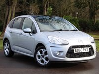 USED 2010 60 CITROEN C3 1.6 EXCLUSIVE 5d AUTO 118 BHP £99 PCM With £ 0 Deposit