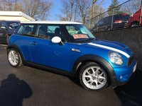 USED 2008 08 MINI HATCH COOPER 1.6 COOPER S 3d 172 BHP