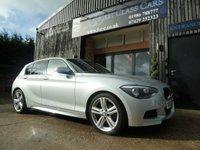 2013 BMW 1 SERIES 2.0 118D M SPORT 5d 141 BHP £SOLD