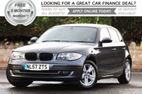 2007 BMW 1 SERIES 2.0 118I SE 5d 141 BHP £SOLD