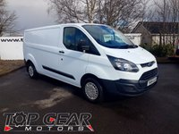 USED 2014 64 FORD TRANSIT CUSTOM 290 2.2 125 BHP L2 H1 **70 VANS IN STOCK**
