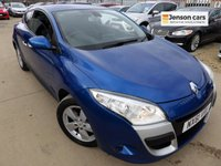 USED 2011 61 RENAULT MEGANE 1.5 DYNAMIQUE TOMTOM DCI ECO 3d 110 BHP