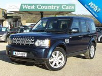 USED 2012 12 LAND ROVER DISCOVERY 3.0 4 SDV6 GS 5d AUTO 255 BHP Great Value Discovery With The 8 Speed Gearbox