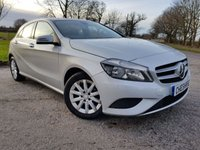 USED 2013 13 MERCEDES-BENZ A CLASS 1.5 A180 CDI BLUEEFFICIENCY SE 5d