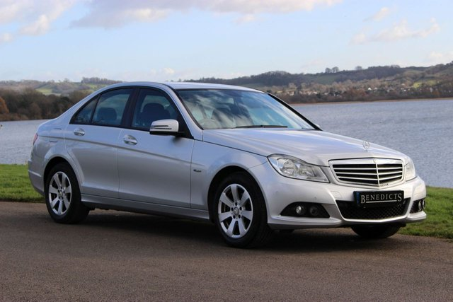 2012 12 MERCEDES-BENZ C CLASS 2.1 C220 CDI BLUEEFFICIENCY SE 4d AUTO 168 BHP