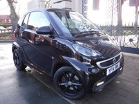 2014 SMART FORTWO 1.0 GRANDSTYLE EDITION MHD 2d AUTO 71 BHP £5495.00