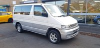 USED 1998 R MAZDA BONGO 2.5 4d AUTO 116 BHP DIESEL Excellent Family Car, Lots of room and great fuel economy