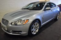 USED 2011 11 JAGUAR XF 3.0 V6 LUXURY 4d AUTO 240 BHP