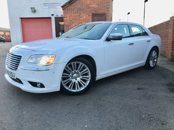 2012 CHRYSLER 300C 3.0 CRD LIMITED 4d AUTO 236 BHP £8000.00