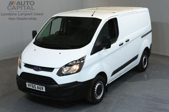 2015 65 FORD TRANSIT CUSTOM 2.2 290 LR P/V 5d 99 BHP LR SWB FWD POWER WIDOWS, MIRRORS ONE OWNER FROM NEW