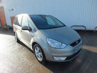 USED 2009 59 FORD GALAXY 2.0 ZETEC TDCI 5d AUTO 140 BHP