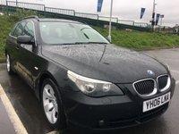 2006 BMW 5 SERIES 2.5 525D SE TOURING 5d AUTO 175 BHP £3995.00