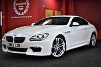 USED 2013 63 BMW 6 SERIES 3.0 640D M SPORT 2d AUTO 309 BHP