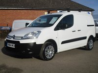 2015 CITROEN BERLINGO 850 L1 ENTERPRISE WITH 3 SEATS-AIR CON-FULL ELECTRIC PACK £5695.00