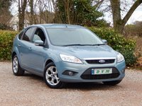 2009 FORD FOCUS 1.6 STYLE 5d 100 BHP £3770.00