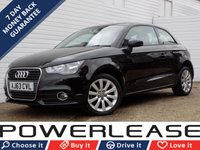 2014 AUDI A1 1.6 TDI SPORT 3d 103 BHP £7989.00
