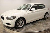 2012 BMW 1 SERIES 2.0 116D SE 5d 114 BHP £7794.00
