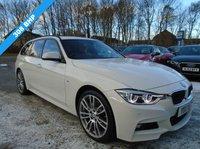 2017 BMW 3 SERIES 3.0 335D XDRIVE M SPORT TOURING 5d AUTO 308 BHP £27995.00