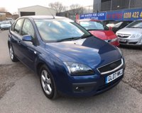 USED 2007 07 FORD FOCUS 1.6 ZETEC CLIMATE 5d 116 BHP