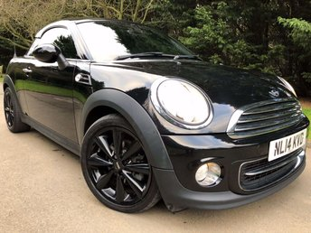View our MINI COUPE