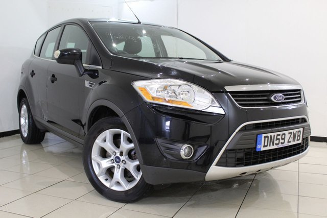 View our 2010 59 FORD KUGA 2.0 ZETEC TDCI 2WD 5DR 134 BHP