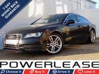 2012 AUDI A7 3.0 TDI BITURBO QUATTRO S LINE 5d AUTO 313 BHP £19689.00