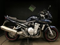 2007 SUZUKI GSF 1250 BANDIT ABS. 07. FSH. VERY TIDY BIKE 19104 MILES £3150.00