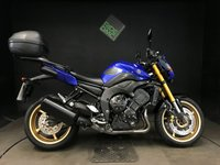 2012 YAMAHA FZ8 2012. FSH. 8730 MILES. GOOD CONDITION £3790.00