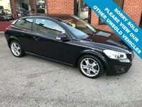 USED 2010 10 VOLVO C30 1.6 D DRIVE SE 3d 109 BHP Full service history,     T-Tec and cloth upholstery,     Cargo/load cover,     Electric folding door mirrors