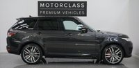 2015 LAND ROVER RANGE ROVER SPORT 3.0 SDV6 AUTOBIOGRAPHY DYNAMIC 5d AUTO 306 BHP £49995.00