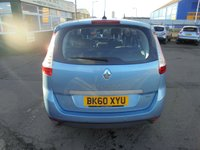 USED 2010 60 RENAULT GRAND SCENIC 1.5 DYNAMIQUE TOMTOM DCI 5d 105 BHP