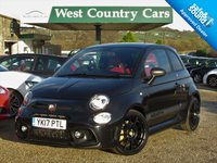 USED 2017 17 ABARTH 500 1.4 595 COMPETIZIONE 3d 177 BHP Superb Condition Throughout