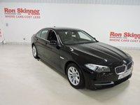 USED 2015 65 BMW 5 SERIES 2.0 518D SE 4d AUTO 148 BHP